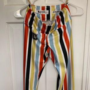 Goldsheep striped legging